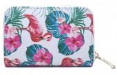 X-B3.1 WA011-004 Wallet Flamingo 13x9cm