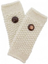 I-A3.1 Hand Warmers with Glitters White