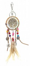K018-001 Bag-Keychain Dream Catcher