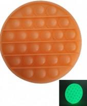 Pop It Glow in the Dark - Orange