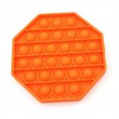 Pop it Hexagon - Orange