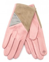 R-N7.2 GLOVE403-017A Gloves Multi-Pink