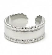 G-C19.2 R110198S S. Steel Ring Adjustable SilverG-C19.2 R110198S S. Steel Ring Adjustable Silver