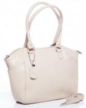 T-P1.2 BAG-788 Luxury Leather Bag 39x24x10cm Beige
