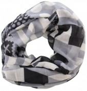 X-O4.1  Loop Scarf Fantasy Grey