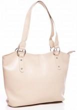 S-C2.1 BAG-553 Leather Bag 40x28x11cm Beige