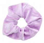 S-D3.1 H305-009 Scrunchie Velvet Purple