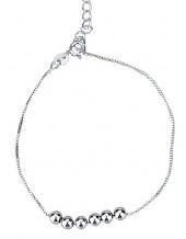 B103-034 925 Sterling Silver Bracelet Balls