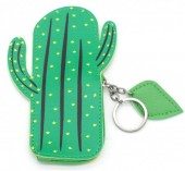 S-B3.3 BAG114-009 Keychain Wallet Cactus