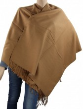 S-D5.2 Soft Poncho Brown