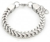 B126-005 Stainless Steel Chain Bracelet