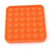 Pop it Square - Orange