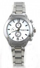E-A18.5 Metal Watch for Large Wrist 25MM