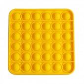 Pop it Square - Yellow