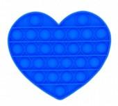 Pop It Heart - Blue