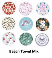 Beach Towel Mix 25pcs