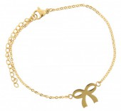 D-A16.3  Stainless Steel 18-23cm Gold B099-001A Bow