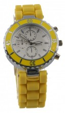B-C4.1 Watch with Rubber Band 40mm Yellow