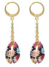 E-F5.1 E2121-048G S. Steel Earrings 5x1cm GoldE-F5.1 E2121-048G S. Steel Earrings 5x1cm Gold