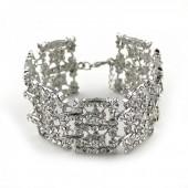 B-A11.1 B1007-122 Crystal Bracelet