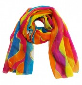 R-M3.1 Pareo Scarf Multi Color 170x100cm