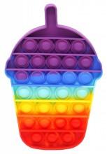Q-K7.2 R2016-003 Pop It Milkshake RainbowQ-K7.2 R2016-003 Pop It Milkshake Rainbow