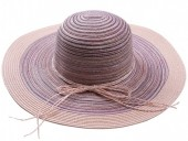Q-B2.2 HAT504-001B Hat Mixed Colors Pink