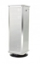 Z-C1.6 Counter Top Display including 50 Hooks 70x35cm