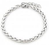 B126-007 Stainless Steel Chain Bracelet