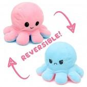 Y-B3.5  T2109-001 Reversible Octopus Pink-blueY-B3.5  T2109-001 Reversible Octopus Pink-blue