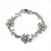 B-A12.2 B1007-127 Crystal Bracelet