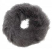 S-E7.2 H414-002 Scrunchie Fluffy Grey