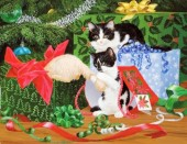 R-G4.2 SD165 Diamond Painting Set Christmas 40x30cm