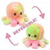 Z-C3.2 T2109-001 Reversible Octopus Pink-Multi
