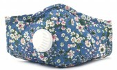 T-J8.1 GM046-010H Face Mask - Individually Packed with room for Filter Flowers