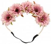J-D4.4    Ibiza Flower Headband