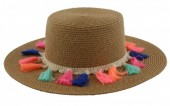Q-B5.2  HAT020-004 Light Brown 57cm