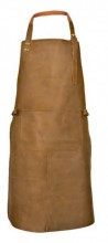 Z-C2.5 Leather Apron - Tan