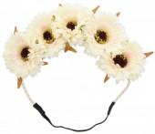 J-D4.3    Ibiza Flower Headband