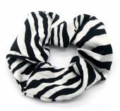 S-B2.3 H305-143B Scruncie Zebra Black