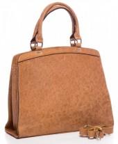 T-G5.1 BAG-795 Luxury Leather Bag 36x30x12cm Light Brown