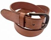 C-A25.1 M010 Leather Belt Cognac 4x85cm