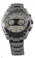 A-A16.2 Metal Watch 40mm Silver