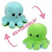 Y-D1.5  T2109-001 Reversible Octopus Blue-GreenY-D1.5  T2109-001 Reversible Octopus Blue-Green