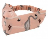 B-A14.3 Headband with Flamingo Pink