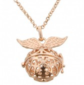 B-A10.6   Angel Catcher Rose Gold 20mm