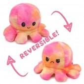 Y-C4.5 T2109-001 Reversible Octopus Pink