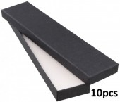 S-B4.2 220550 Gift Box 207x18x48mm 10pcs Black