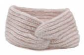 T-H6.1 H401-006C Knitted Headband Extra Soft Pink