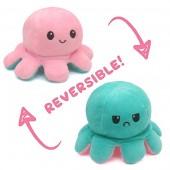Z-F4.5  T2109-001 Reversible Octopus Blue-PinkZ-F4.5  T2109-001 Reversible Octopus Blue-Pink